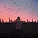 Flock by Alessia Pelonzi