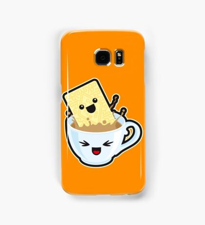 Tea Time Samsung Galaxy Case/Skin