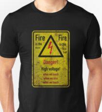 Danger! High Voltage! T-Shirt