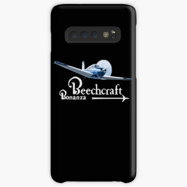 Beechcraft Bonanza Digital Art Samsung Galaxy Snap Case