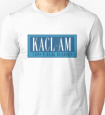 KACL AM – Frasier Crane, 780, Seattle Unisex T-Shirt