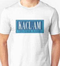 KACL AM - Frasier Kran, 780, Seattle Unisex T-Shirt