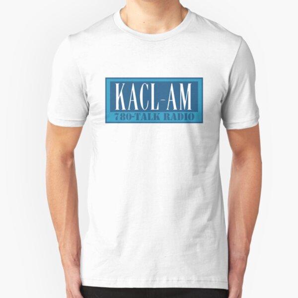 KACL AM – Frasier Crane, 780, Seattle Slim Fit T-Shirt