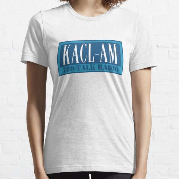 KACL AM – Frasier Crane, 780, Seattle Essential T-Shirt