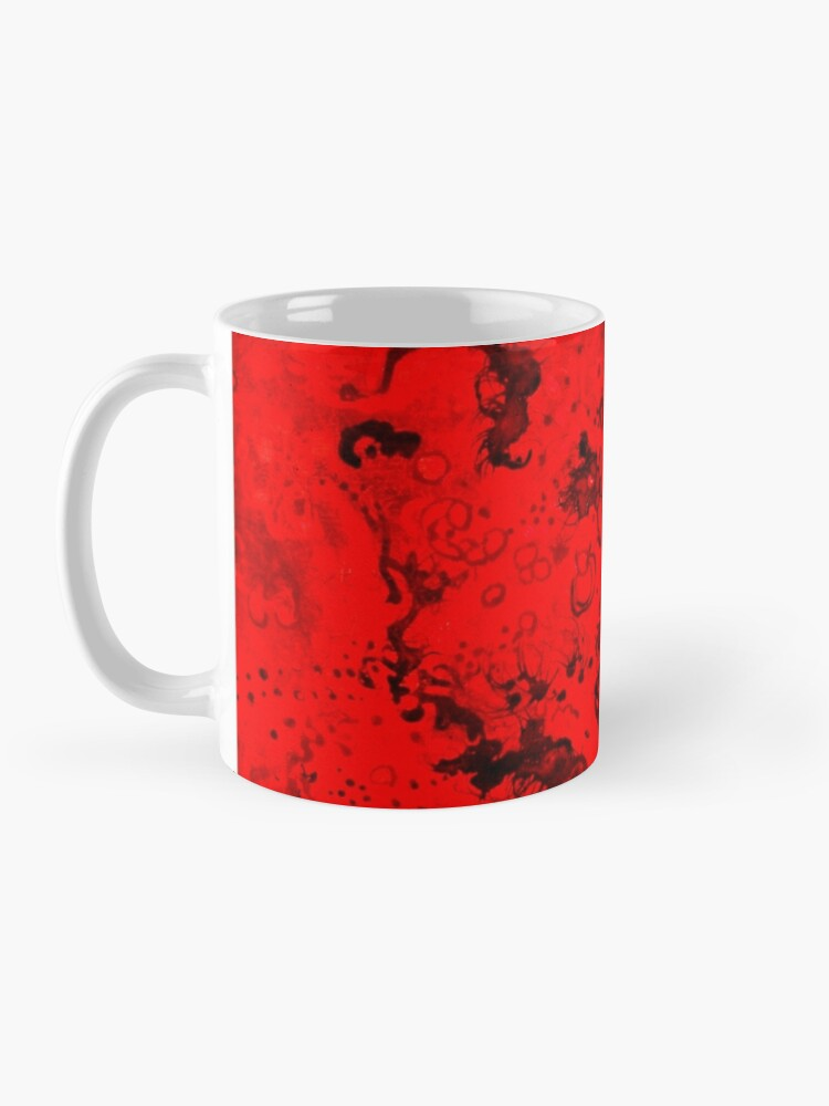 Alternate view of Deep Thoughts Mug