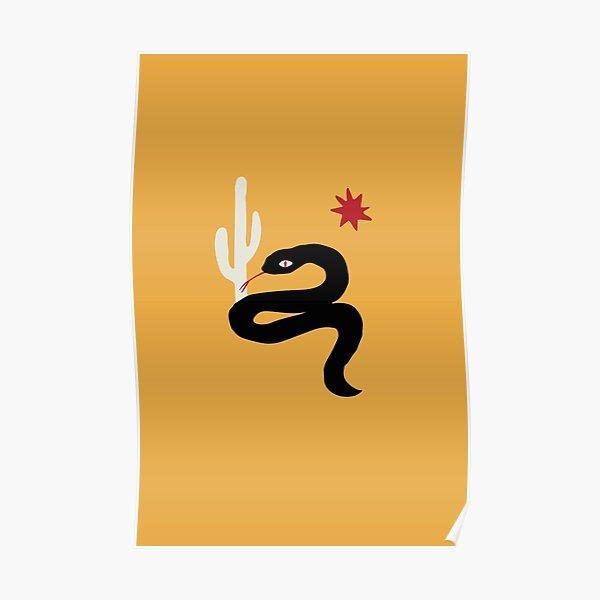 Le Petit Prince - Le Serpent Poster