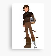 Hiccup  Canvas Print