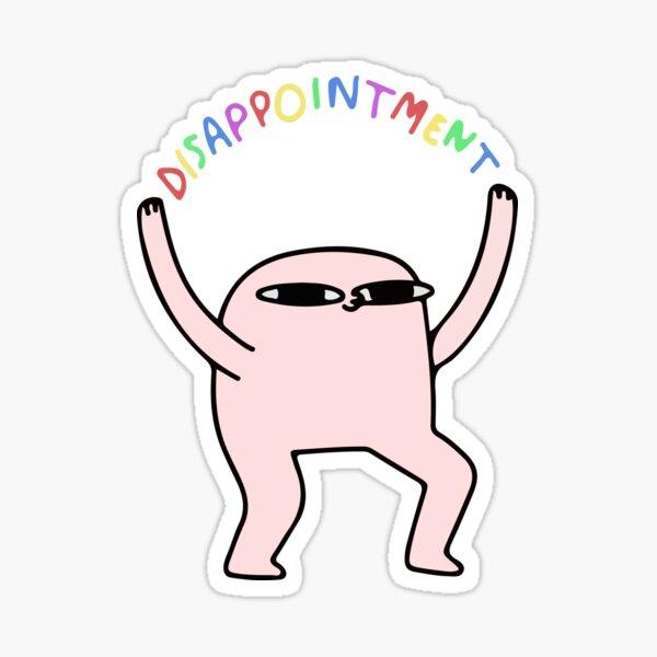 ketnipz being mood again Sticker