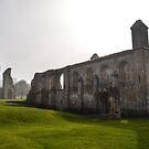Glastonbury Abbey by ADayToRemember