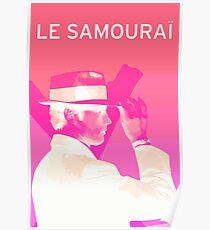 Le Samourai: Posters   Redbubble