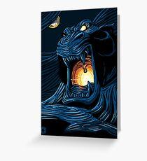 Cave of Wonders Greeting Card