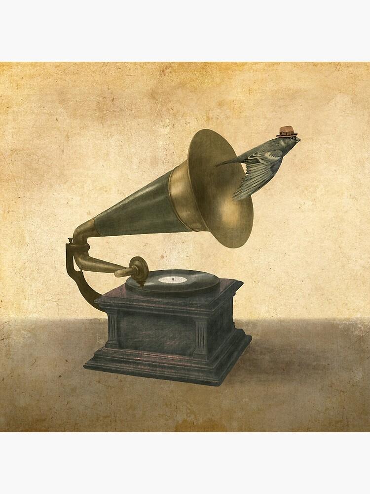 Vintage Songbird  by TerryFan