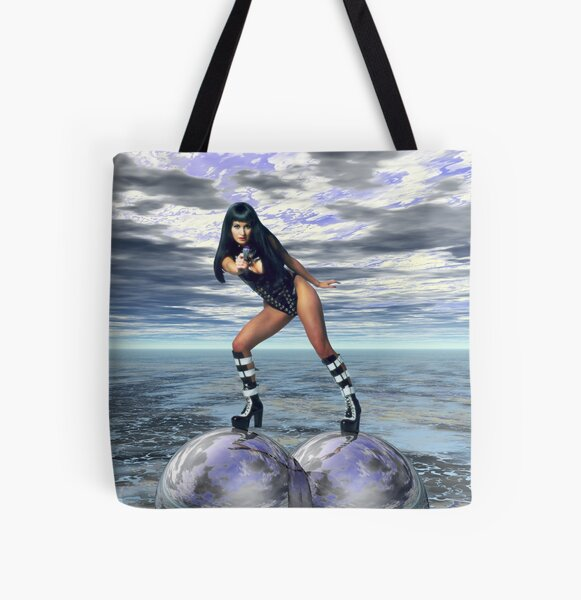 Dangerous Shooter #1 All Over Print Tote Bag