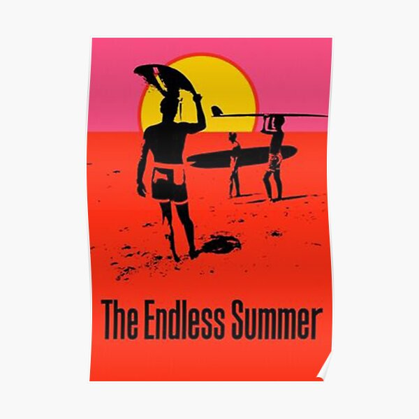 The Endless Summer (1966) Poster