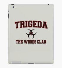 Trigeda (Der Wald Clan) College iPad-Hülle & Klebefolie
