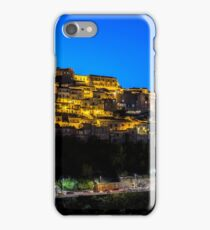 Ragusa Ibla in the Evening iPhone Case/Skin