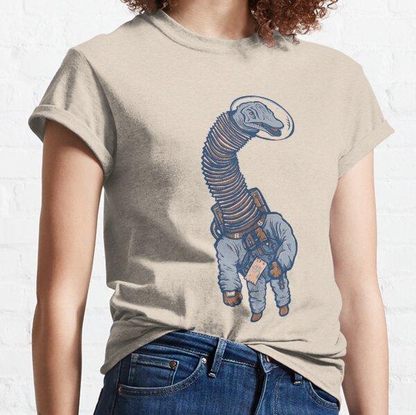 Astro Brachiosaurus Classic T-Shirt