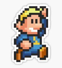 8-Bit Pipboy Sticker