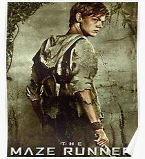 The Maze Runner - Newt Poster Poster