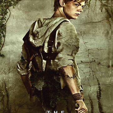 The Maze Runner - Newt Poster by A5-TheGlue