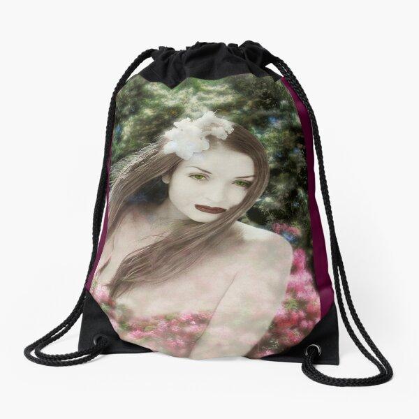 Persephone - Spring Welcome Drawstring Bag