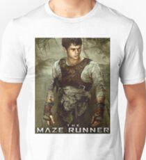 The Maze Runner - Thomas Poster Unisex T-Shirt