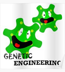 Genetic Engineering Poster
