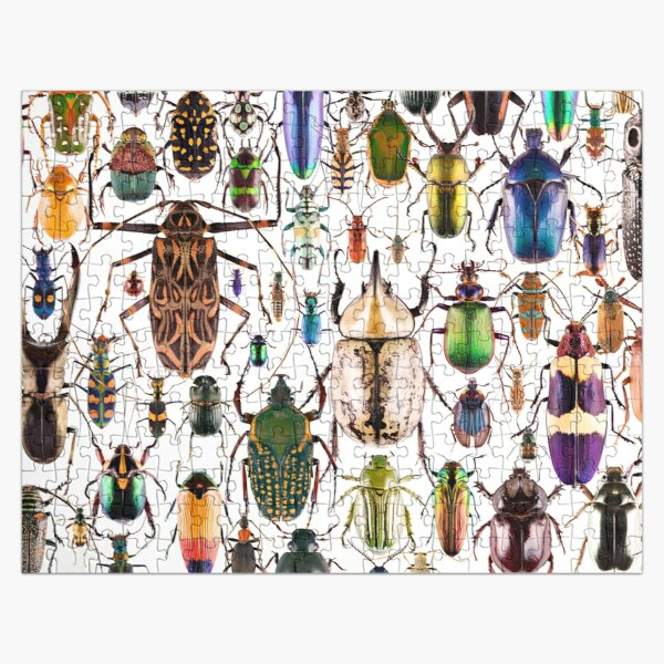 Beetle Riot! Jigsaw Puzzle