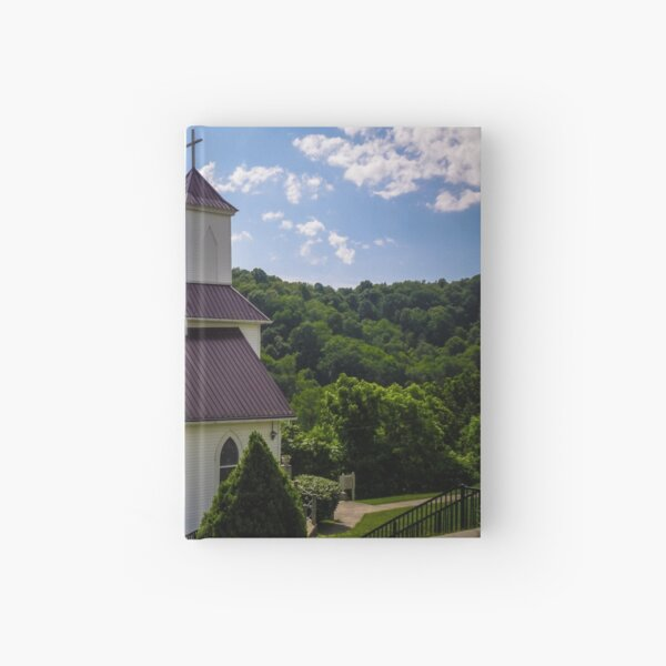 Higher Than Mountains Hardcover Journal