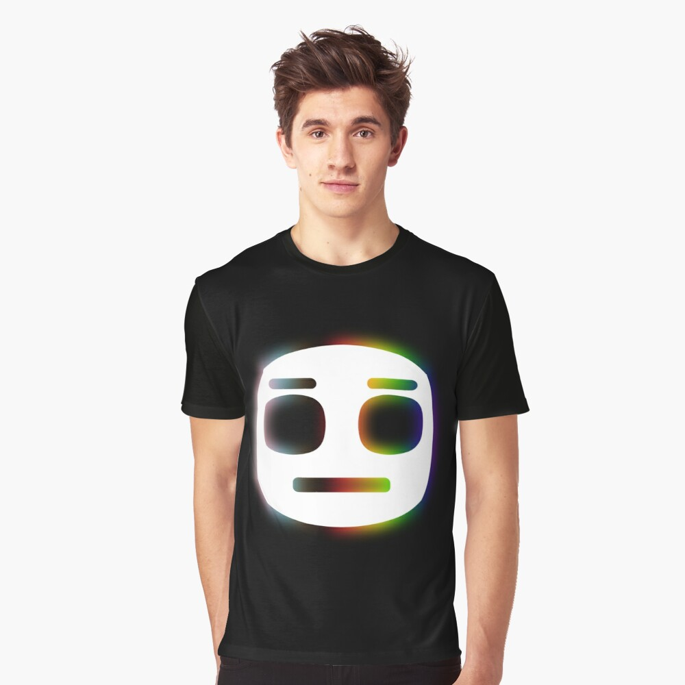 LGBTQA+ Face design Graphic T-Shirt