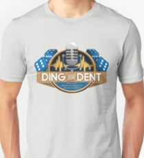 Ding & Dent Logo Unisex T-Shirt