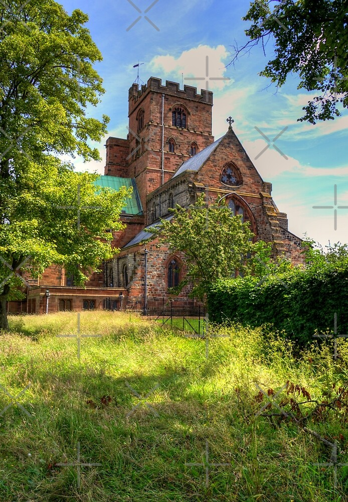 Carlisle Cathedral by Tom Gomez