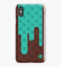 Squid Motif Deluxe iPhone Case