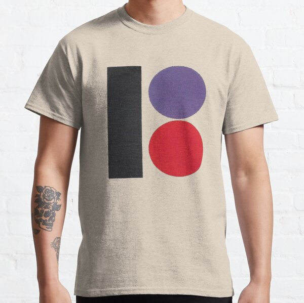 Plan B, retro skateboard t shirt design. Classic T-Shirt