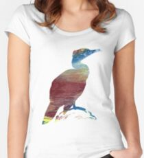 Cormorant  Women's Fitted Scoop T-Shirt