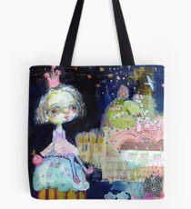 Cupcake Float Tote Bag