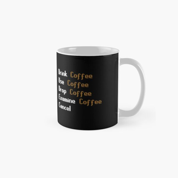 Runescape Mug Classic Mug