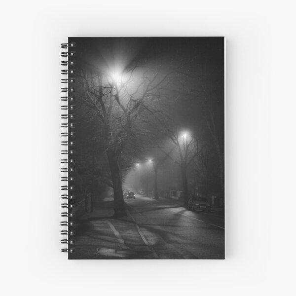 street noir Spiral Notebook