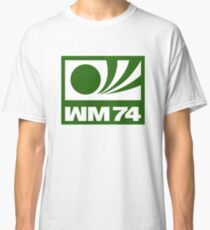 World Cup 74 Germany Classic T-Shirt