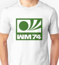 Weltmeisterschaft 74 Deutschland Unisex T-Shirt