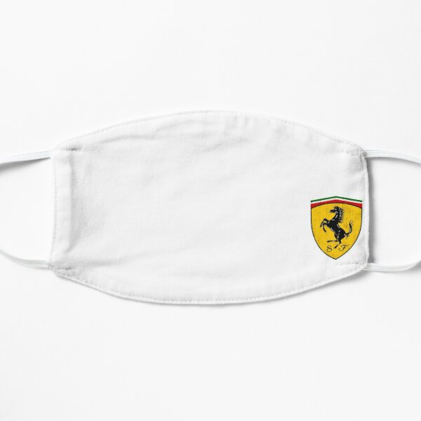 Ferrari SF Vintage Flat Mask