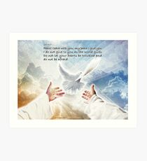 The Gift of Peace Art Print