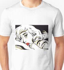 Bedtime Blonde Unisex T-Shirt