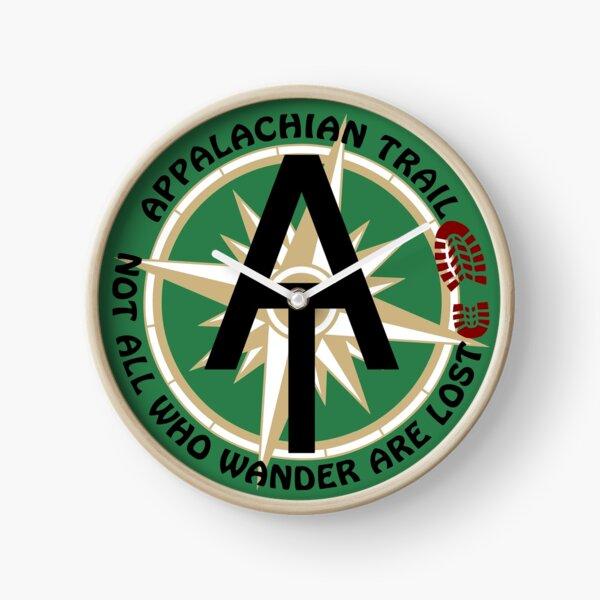 Appalachian Trail AT Clock