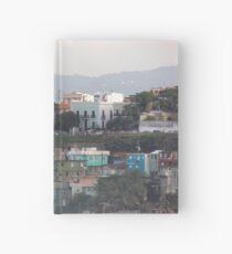 Puerto Rico  - Capital of San Juan island, US Virgin Islands   Hardcover Journal