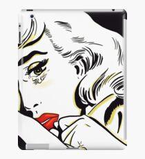 Bedtime Blonde iPad Case/Skin