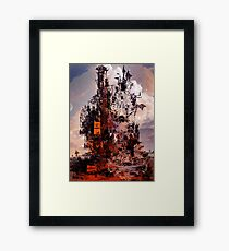 The Machines Framed Print