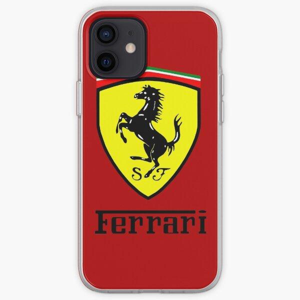 Ferrari Symbol iPhone Soft Case