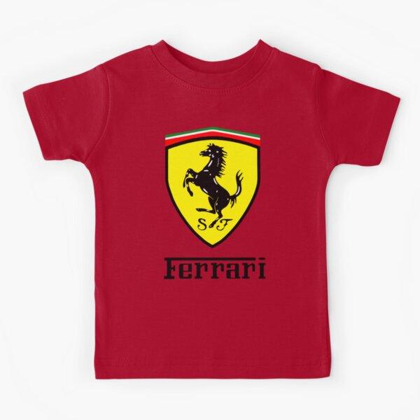Symbole Ferrari T-shirt enfant