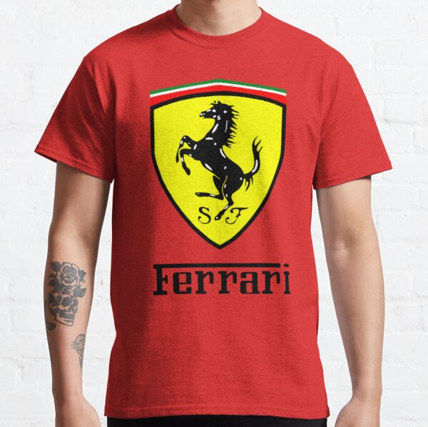 Ferrari Symbol Classic T-Shirt